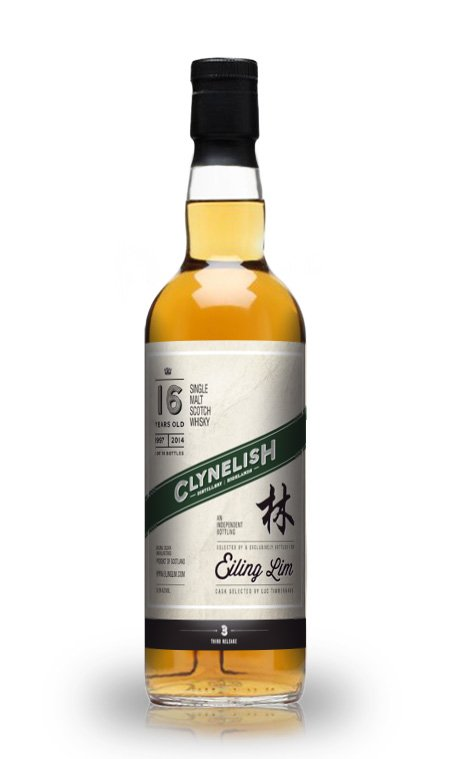 Clynelish 1997/2014, 16yo, 50.2%, 3rd Release, 70 bottles only